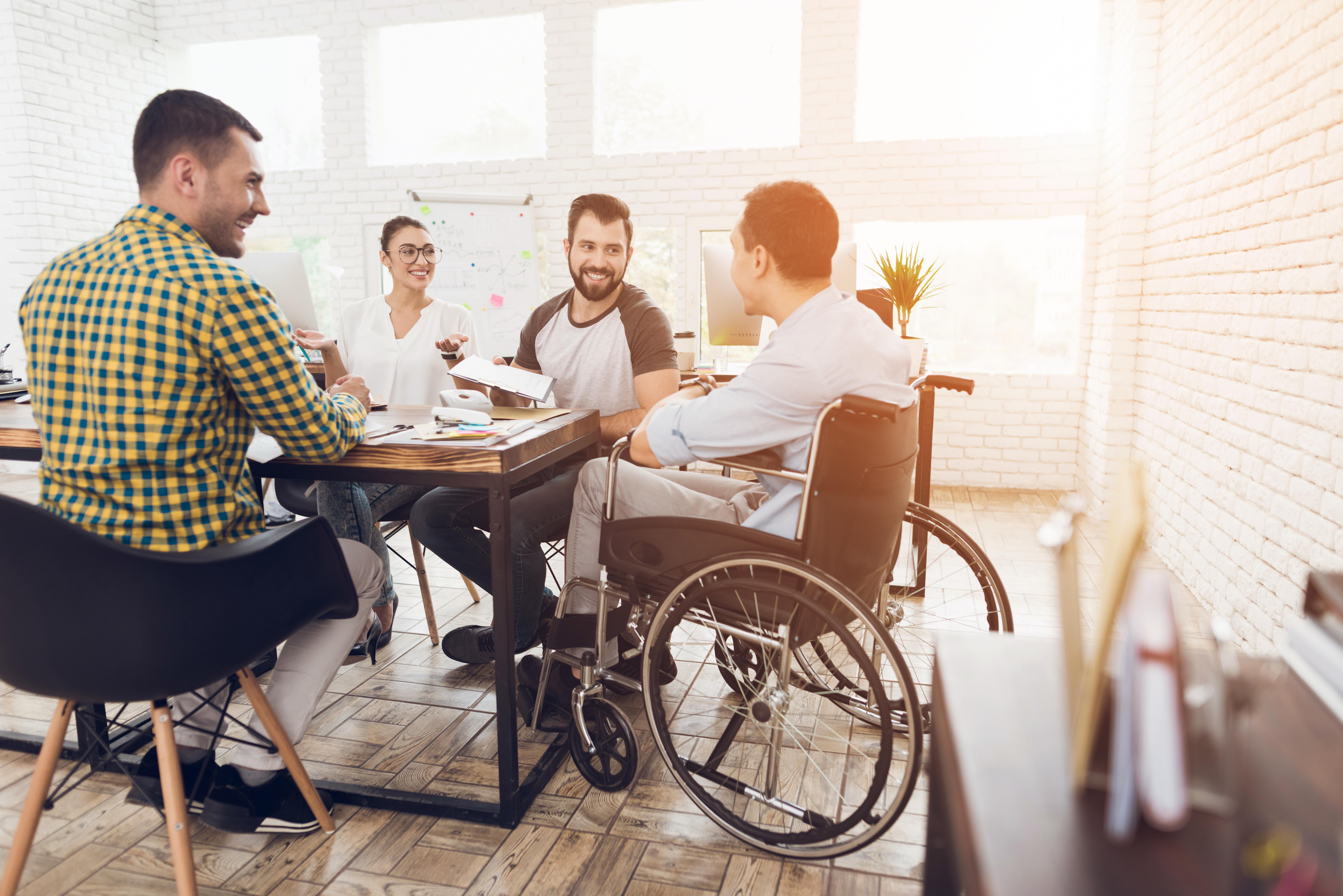 CollaborativeTeam Wheelchair ReasonableAccommodations